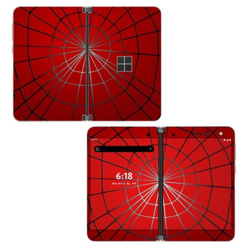 Webslinger Microsoft Surface Duo Skin