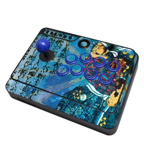 Samurai Honor Mayflash Arcade Flightstick F300 Skin
