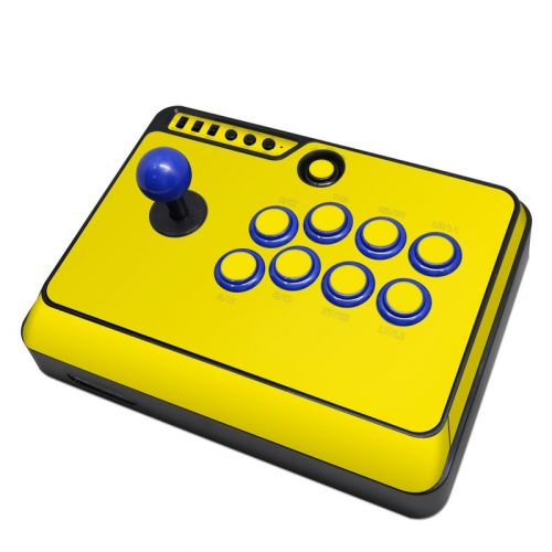 Solid State Yellow Mayflash Arcade Flightstick F300 Skin