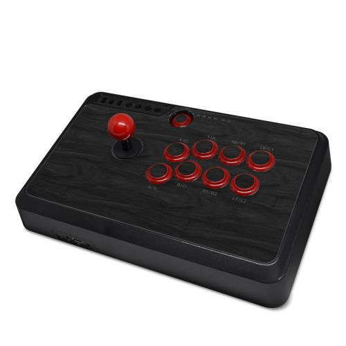 Black Woodgrain Mayflash Arcade Flightstick F500 Skin