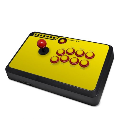 Solid State Yellow Mayflash Arcade Flightstick F500 Skin