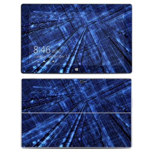 Grid Microsoft Surface 2 Skin