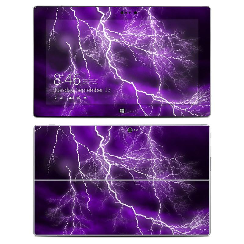 Apocalypse Violet Microsoft Surface 2 Skin