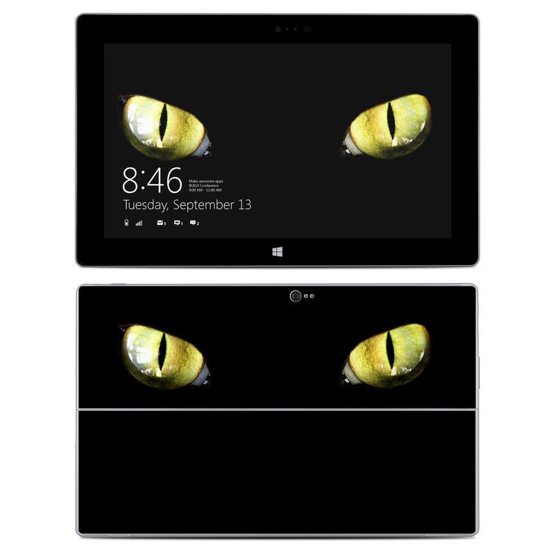 Cat Eyes Microsoft Surface 2 Skin