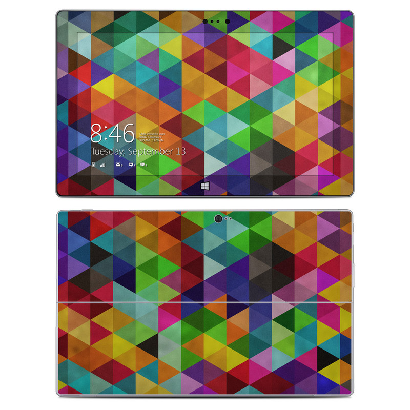 Connection Microsoft Surface 2 Skin