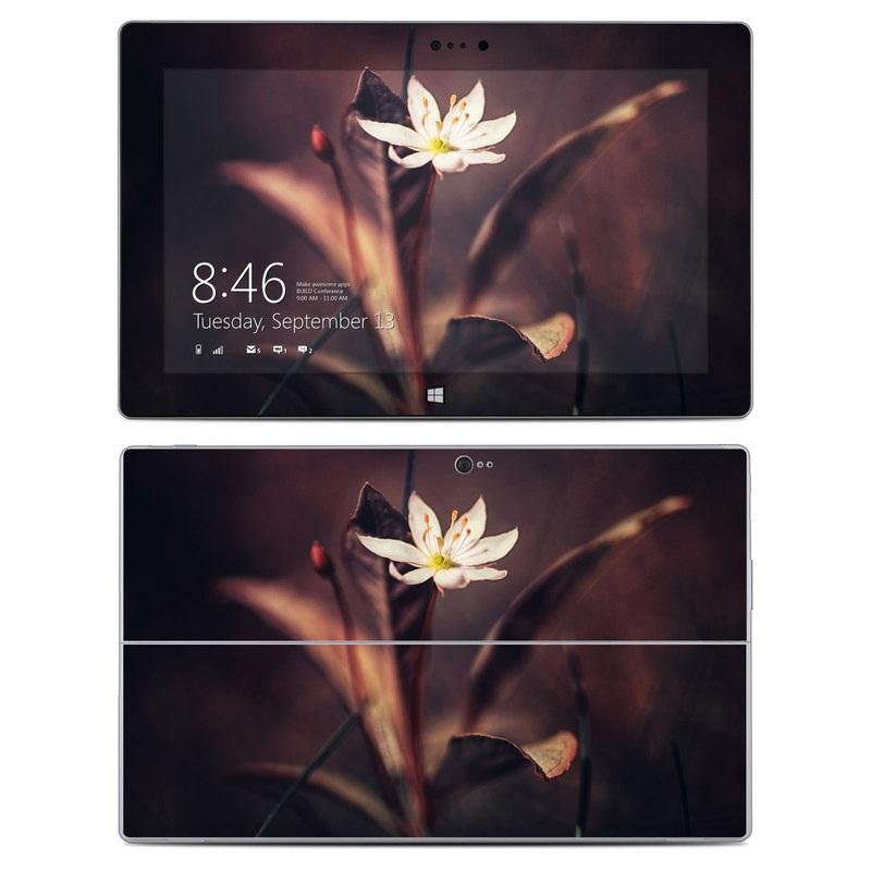 Delicate Bloom Microsoft Surface 2 Skin