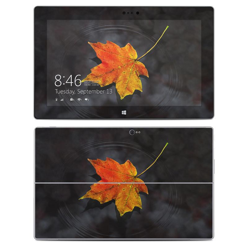 Haiku Microsoft Surface 2 Skin