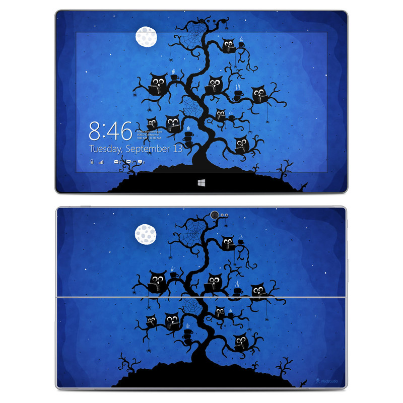 Internet Cafe Microsoft Surface 2 Skin