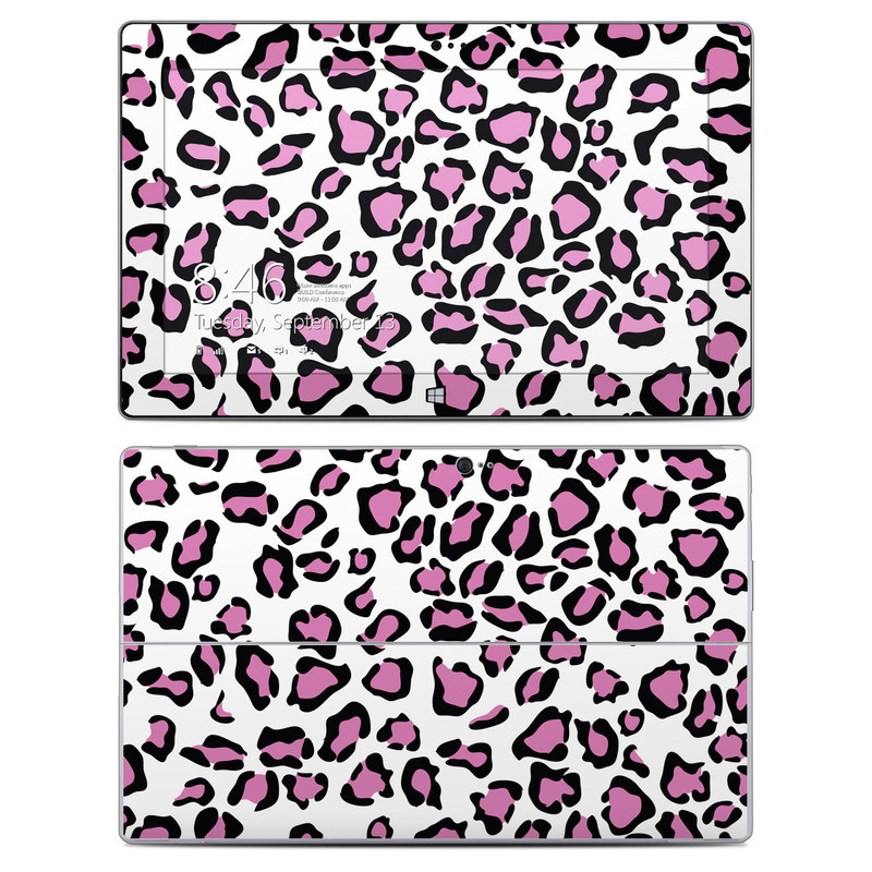 Leopard Love Microsoft Surface 2 Skin