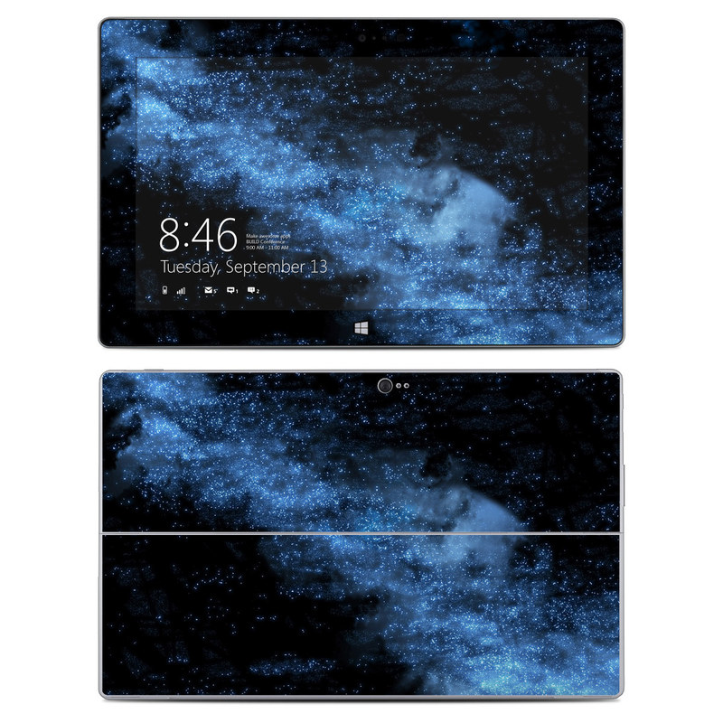 Milky Way Microsoft Surface 2 Skin
