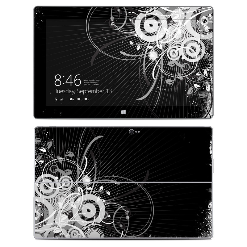 Radiosity Microsoft Surface 2 Skin