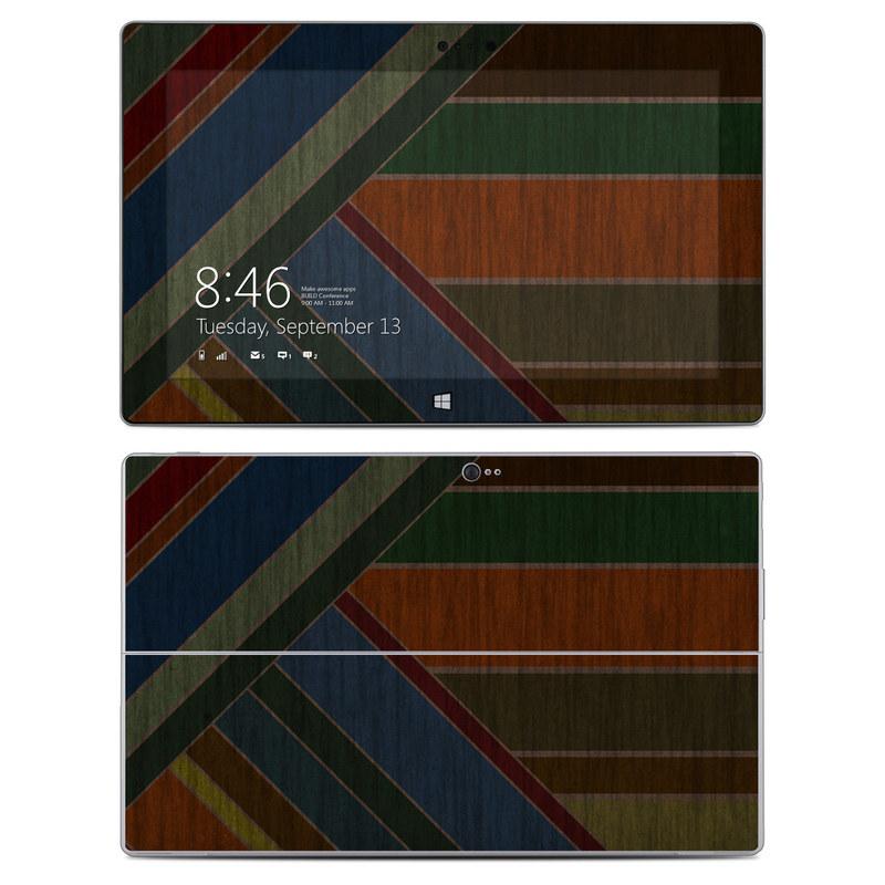 Sierra Microsoft Surface 2 Skin