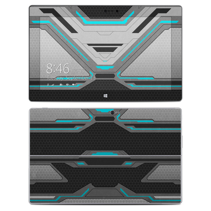 Spec Microsoft Surface 2 Skin