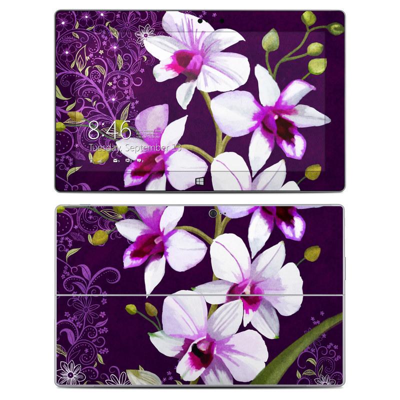Violet Worlds Microsoft Surface 2 Skin