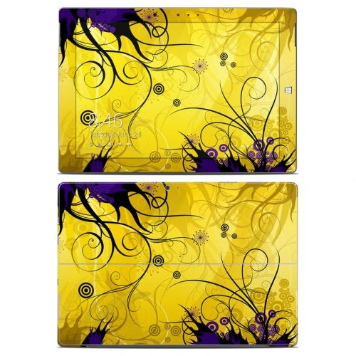 Chaotic Land Microsoft Surface 3 Skin