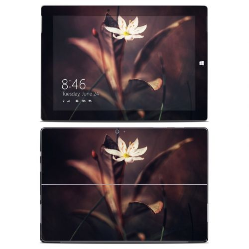 Delicate Bloom Microsoft Surface 3 Skin