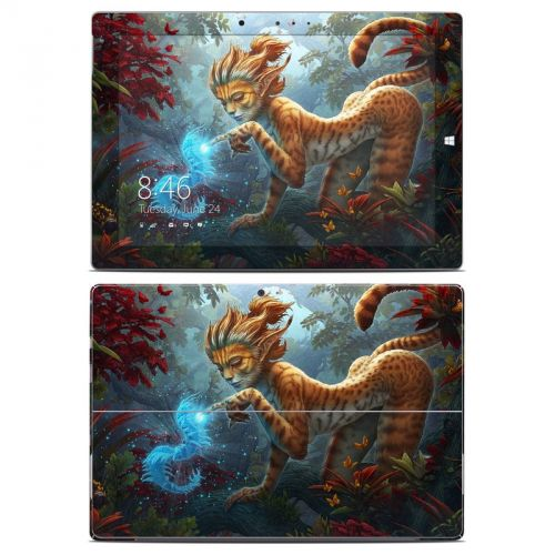 Ghost Centipede Microsoft Surface 3 Skin