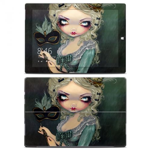 Marie Masquerade Microsoft Surface 3 Skin