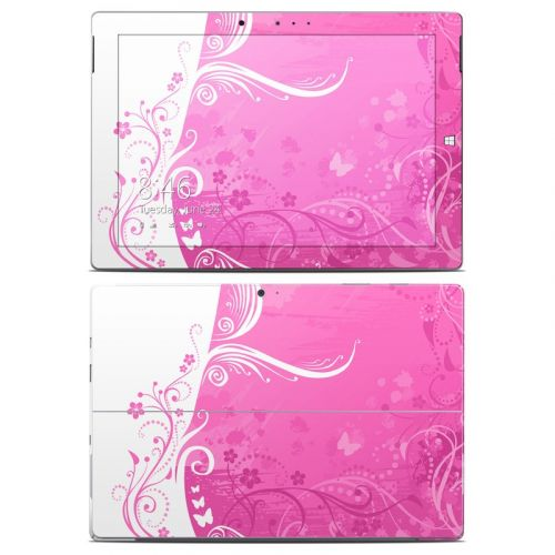 Pink Crush Microsoft Surface 3 Skin