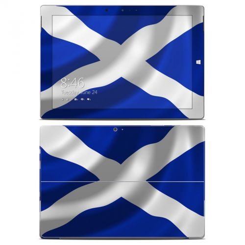 St. Andrew's Cross Microsoft Surface 3 Skin
