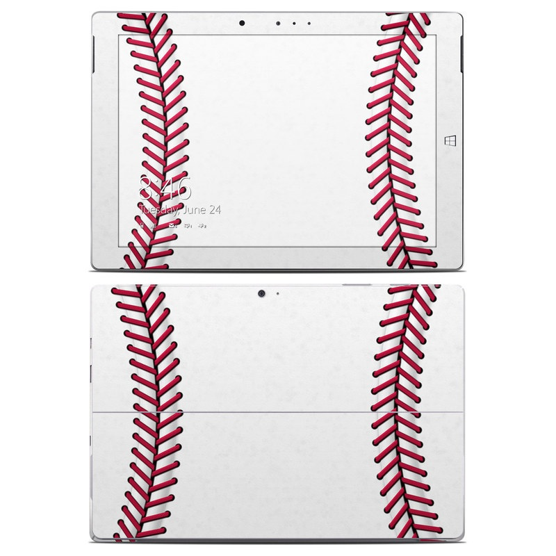Baseball Microsoft Surface 3 Skin