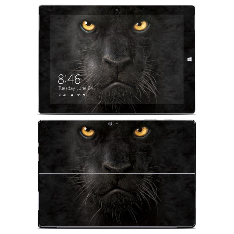 Black Panther Microsoft Surface 3 Skin