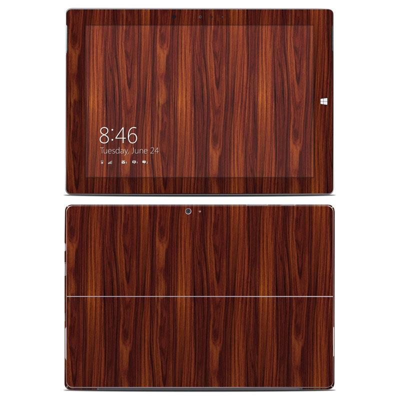 Microsoft Surface 3 Skin design of Wood, Red, Brown, Hardwood, Wood flooring, Wood stain, Caramel color, Laminate flooring, Flooring, Varnish with black, red colors