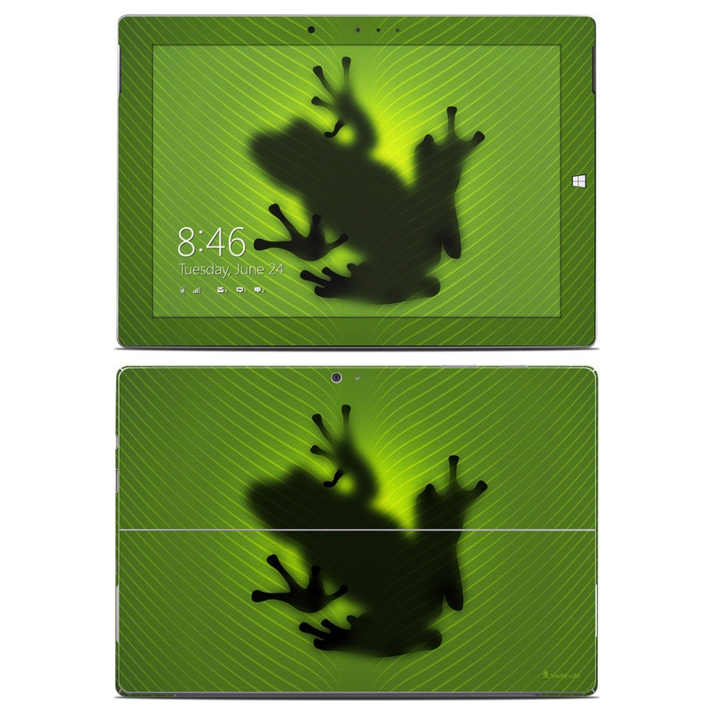 Frog Microsoft Surface 3 Skin