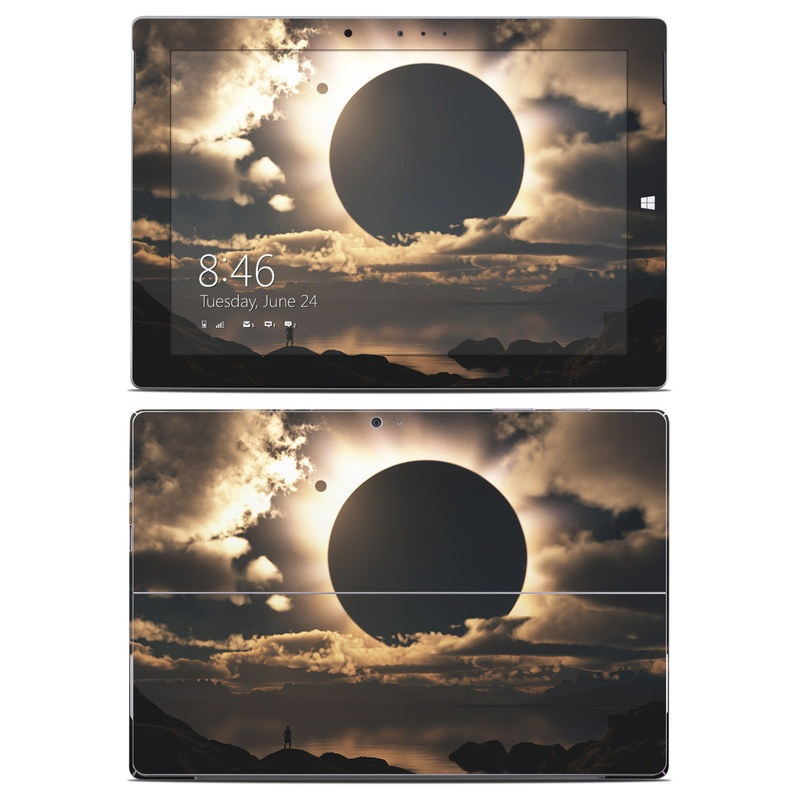 Moon Shadow Microsoft Surface 3 Skin