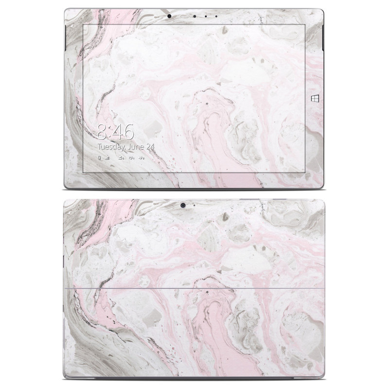Rosa Marble Microsoft Surface 3 Skin