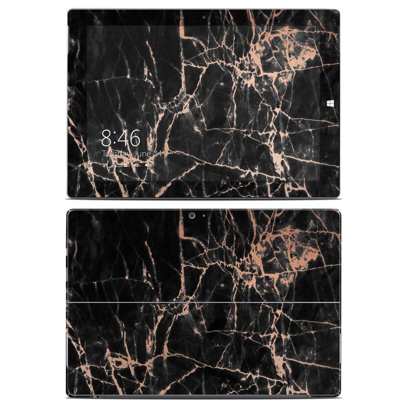 Rose Quartz Marble Microsoft Surface 3 Skin