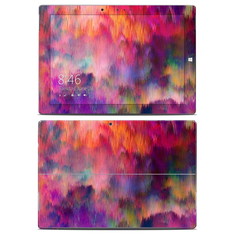 Sunset Storm Microsoft Surface 3 Skin