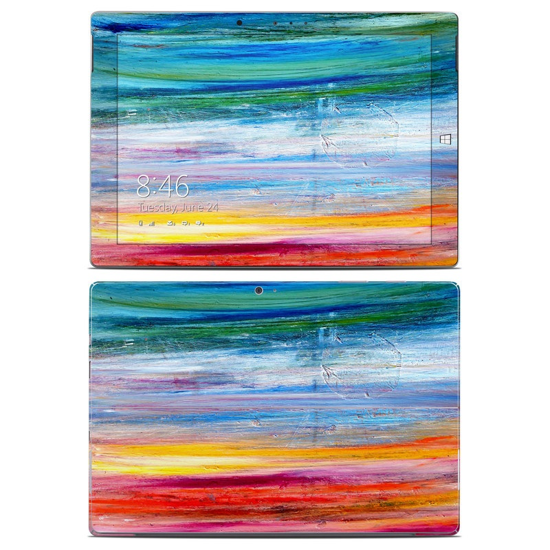 Waterfall Microsoft Surface 3 Skin