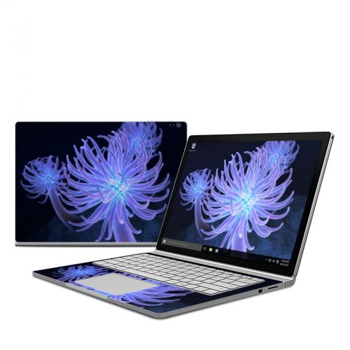 Anemones Microsoft Surface Book Skin