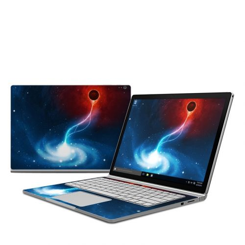 Black Hole Microsoft Surface Book Skin