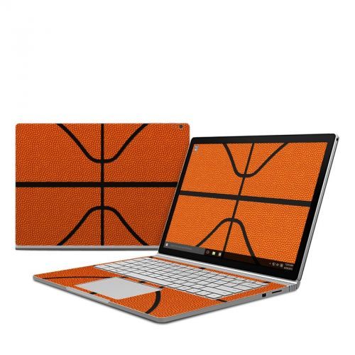 Basketball Microsoft Surface Book Skin