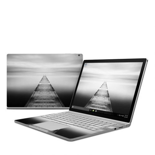 Dock Microsoft Surface Book Skin