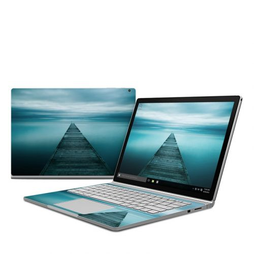 Evening Stillness Microsoft Surface Book Skin