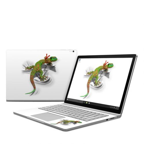 Gecko Microsoft Surface Book Skin