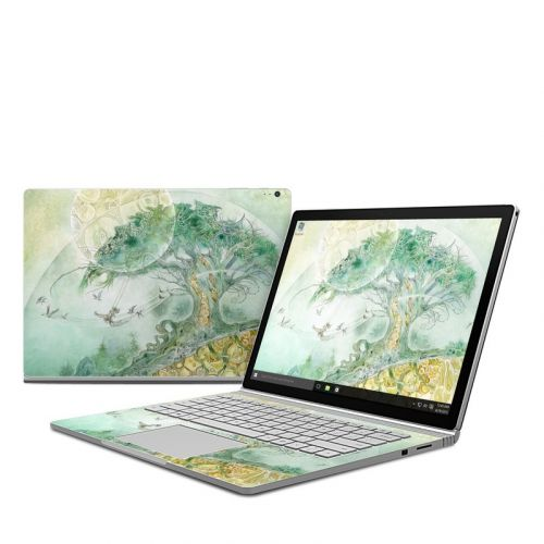 Inner Workings Microsoft Surface Book Skin
