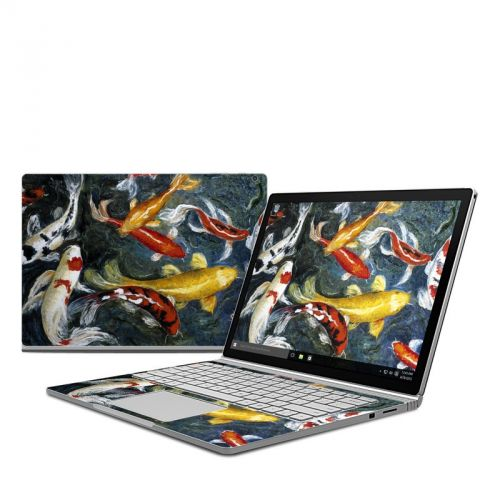 Koi's Happiness Microsoft Surface Book Skin