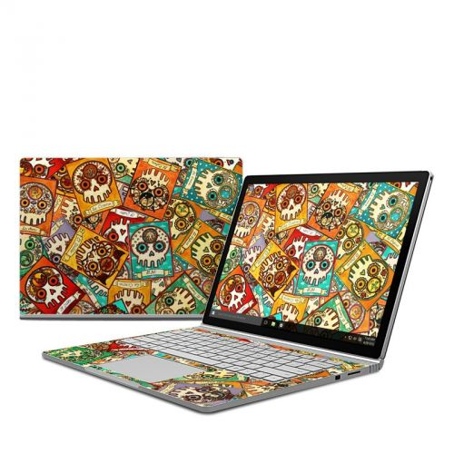 Loteria Scatter Microsoft Surface Book Skin
