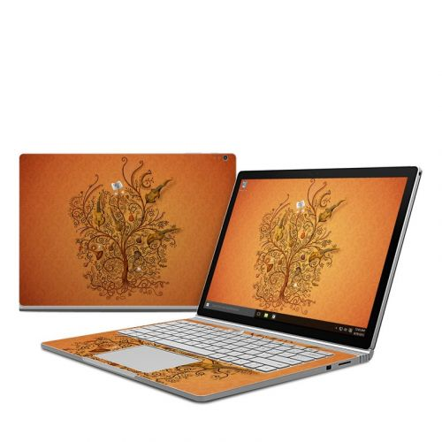 Orchestra Microsoft Surface Book Skin