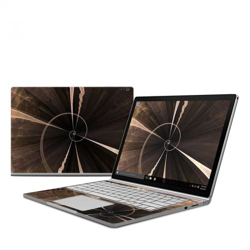 Wall Of Sound Microsoft Surface Book Skin