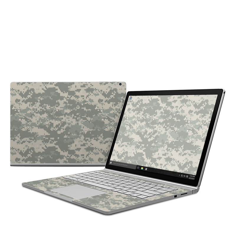 ACU Camo Microsoft Surface Book Skin
