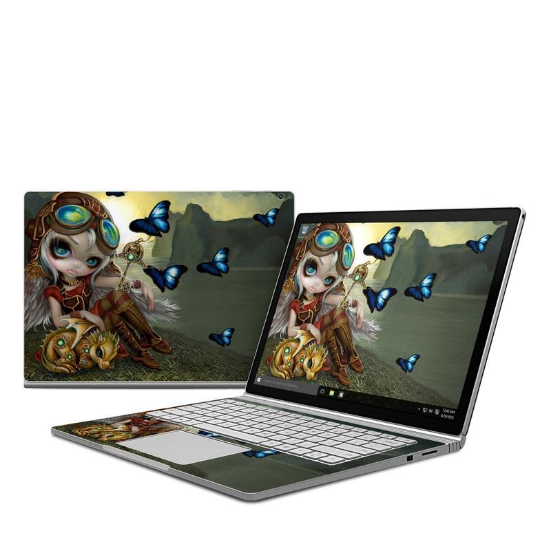 Clockwork Dragonling Microsoft Surface Book Skin