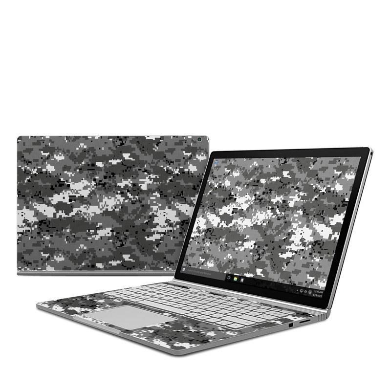 Digital Urban Camo Microsoft Surface Book 1 Skin