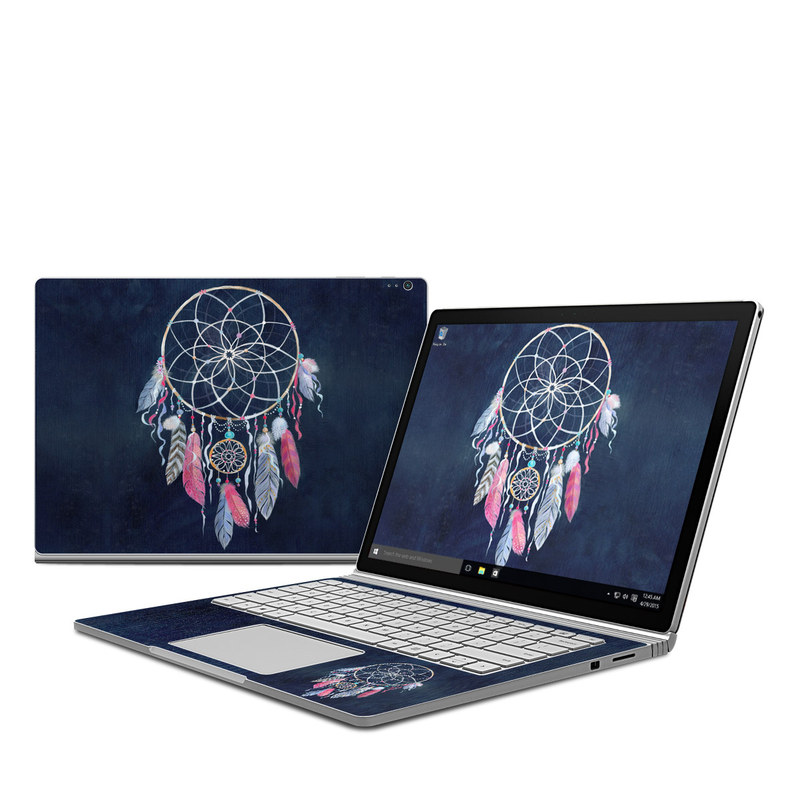 Dreamcatcher Microsoft Surface Book Skin