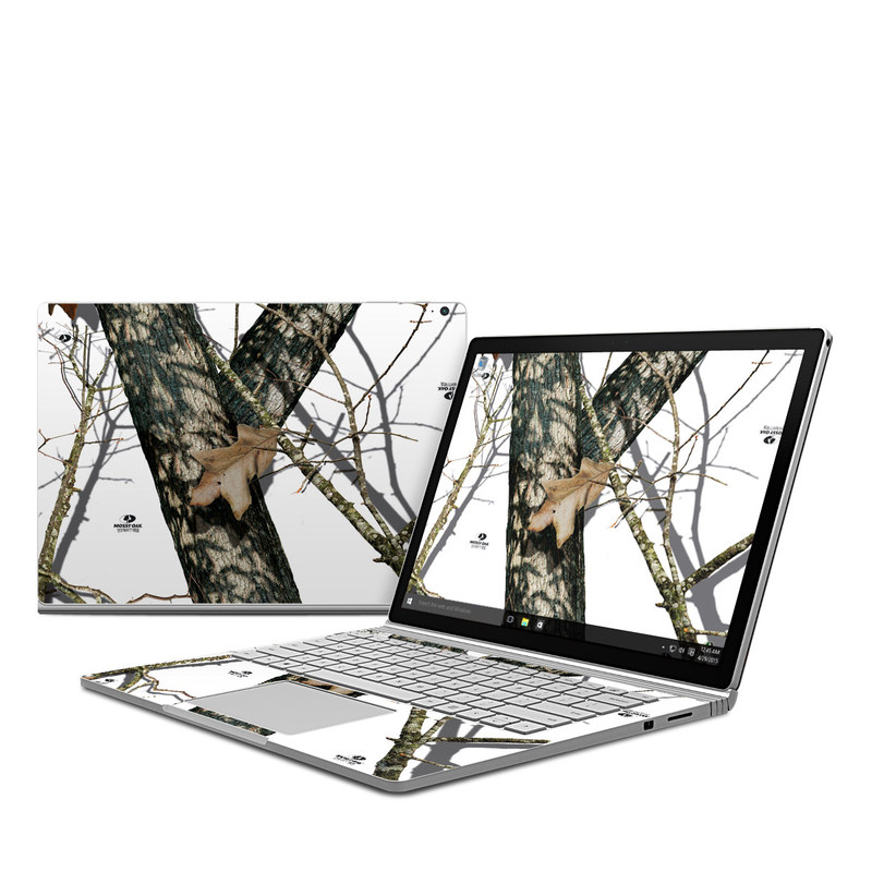 Winter Microsoft Surface Book Skin