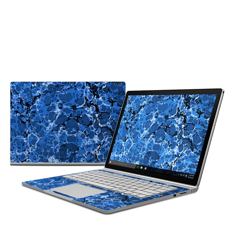 Marble Bubbles Microsoft Surface Book Skin